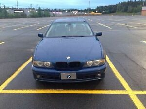 BMW 5-Series M Package, MVI,leather,sunroof,Im back, OBO today