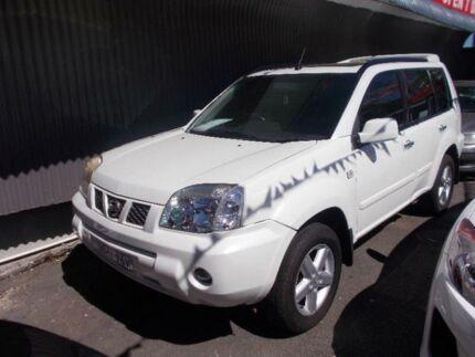 2007 Nissan X-Trail T31 ST-L (4x4) White 6 Speed CVT Auto Sequential Wagon