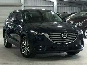 2016 Mazda CX-9 TC Touring SKYACTIV-Drive Blue 6 Speed Sports Automatic Wagon Phillip Woden Valley Preview