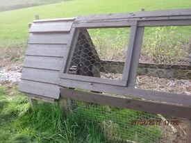 Various Sized Chicken Coops For Sale