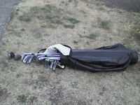 Golf Clubs with a FREE Bag - Heathrow
