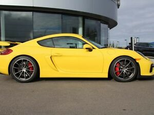 2016 Porsche Cayman GT4 - One of the Best Driving Vehicles in th Edmonton Edmonton Area image 2