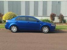 2008 Mitsubishi Lancer Sedan Stuart Park Darwin City Preview