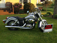 FOR SALE:  2004 HONDA SHADOW - 750 EXCELLENT CONDITION
