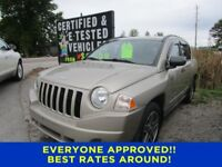 2009 Jeep Compass Rocky Mountain Barrie Ontario Preview