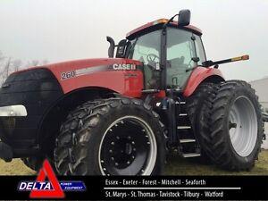 2013 Case IH Magnum 260 MFD Tractor