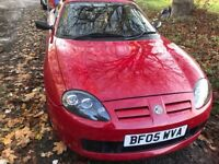 MG TF CONVERTIBLE 1.6 BEAUTIFUL CONDITION 55000 MILES FROM NEW MAY SWAP