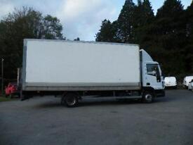 Iveco Eurocargo 75E16 Box Tail lift