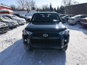 2016 Toyota 4Runner SR5 3rd Row!! Leather!! Nav!! Sunroof!!