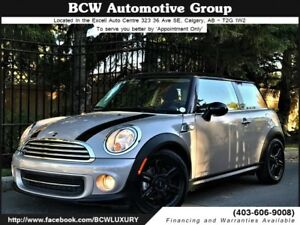 2013 MINI Cooper Baker Street Edition Low Km Certified $15,995