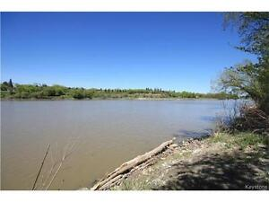Riverfront - Pie Shaped Lot - East Selkirk, Manitoba