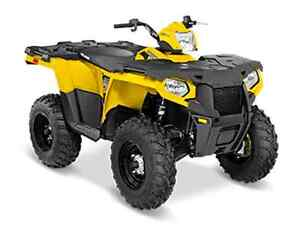 Used 2016 Polaris SPORTSMAN 570 EFI