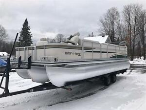 ***SOLD***HIGH-PERFORMANCE PONTOON*** TRITOON SUPERCHARGED 150HP Peterborough Peterborough Area image 12
