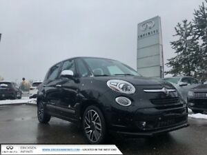 2014 Fiat 500L LOUNGE/NAVIGATION/HEATED SEATS/BACK UP CAMERA