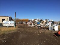 Scrap Metal Salvage Business for Sale
