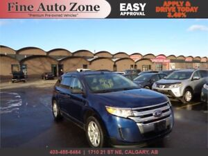 2012 Ford Edge Se Ecoboost 90 Days No Payment