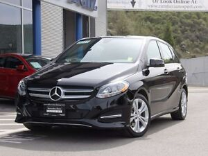 2015 Mercedes-Benz B-Class Demo | 4Matic | Premium Package | Nav
