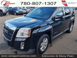 GMC Terrain SLT-1 With rare brown saddle leather interior
