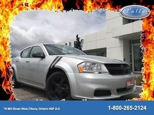 2012 Dodge Avenger Local Trade, Accident Free, Low km's!!!