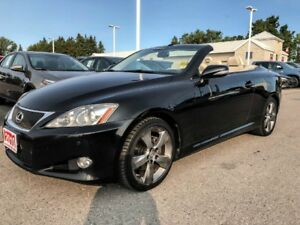 2010 Lexus IS250C NAVIGATION+MORE!