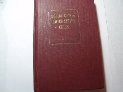 1947 Guide Book of United States Coins. 1st Edition 2nd Printing. Good Condition