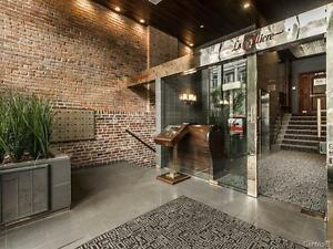 Spacious two level penthouse in the heart of Old Montreal