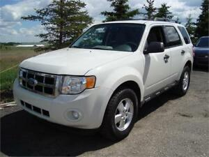 2010 FORD ESCAPE XLT 4DR SUV 4X4 160K V-6 FOR ONLY $8,925.
