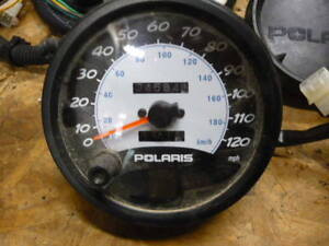 Polaris speedometer and tachometer, and wires