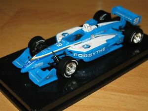 Collection voiture indycar diecast Greg Moore course