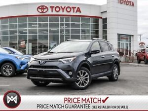2016 Toyota RAV4 Hybrid SAVE FUEL WITH THIS LOADED HYBRID