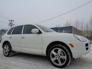 2005 Porsche Cayenne SPORT-LEATHER-SUNROOF-AMAZING SHAPE