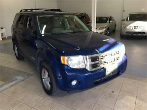2008 FORD ESCAPE***AWD+MAGS+AUTOMATIQUE+3700$***