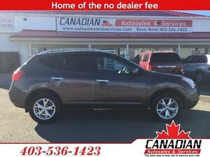 2010 Nissan Rogue S ALL WHEEL DRIVE PADDLE SHIFTS