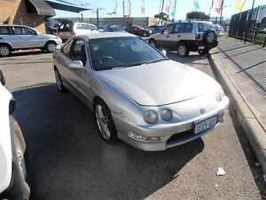 2001 Honda Integra DC MY2002 Silver 5 Speed Manual Coupe Wangara Wanneroo Area Preview