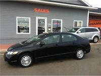2010 Honda Civic DX-G Sedan - 5spd - ONLY 64000 KMS