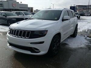 2014 Jeep Grand Cherokee SRT / LUX GROUP 2