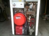 Warmflow Condensing Oil Combi Boiler fully compliant Mint condition
