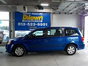 2013 Dodge Grand Caravan CANADIAN VALUE PACKAGE