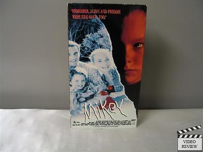 Mikey  Vhs  1992  Brian Bonsall Josie Bissett Lyman Ward John Diehl