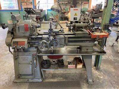 13 South Bend Toolroom Lathe W Tooling 5c Closer
