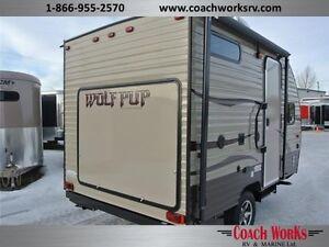 Wolf Pup 13CJ Travel Trailer Edmonton Edmonton Area image 5