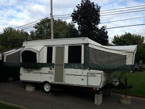 2005 Flagstaff 425D tent trailer for sale (asking price $5,800)