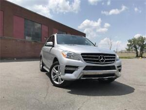 2012 MERCEDES-BENZ ML350 4 MATIC/AUTO/AWD/MOONROOF/514-812-8505