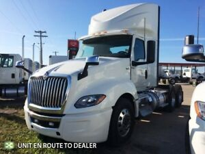 2019 International LT625 6X4, New Day Cab Tractor