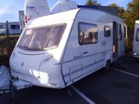 2003 Ace Award Nightstar 5 Berth inc awning and accessories.