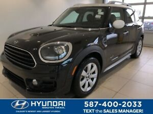 2019 MINI Countryman Cooper Classic Pack - AWD, Leather, Heated