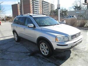 2007 Volvo XC90 PREMIUM PACKAGE!! Navigation,DVD Player,7 Seats.