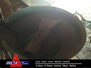 Auger Boot For Base of Grain Auger