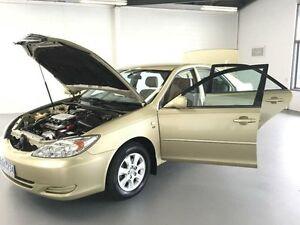 2003 Toyota Camry MCV36R Ateva Gold 4 Speed Automatic Sedan Frankston Frankston Area Preview