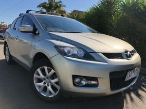 2006 Mazda CX-7 ER Luxury (4x4) Silver 6 Speed Auto Activematic Wagon